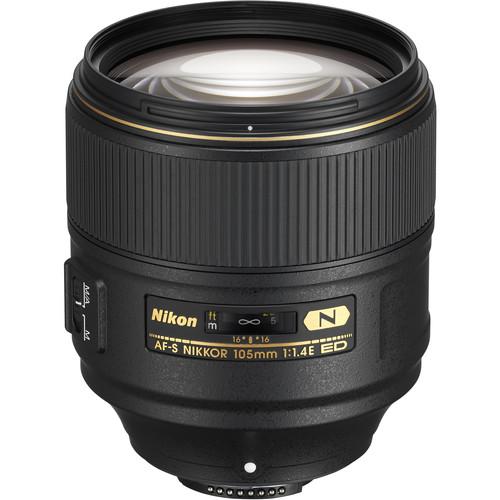 Nikon 105mm F1.4E AF-S