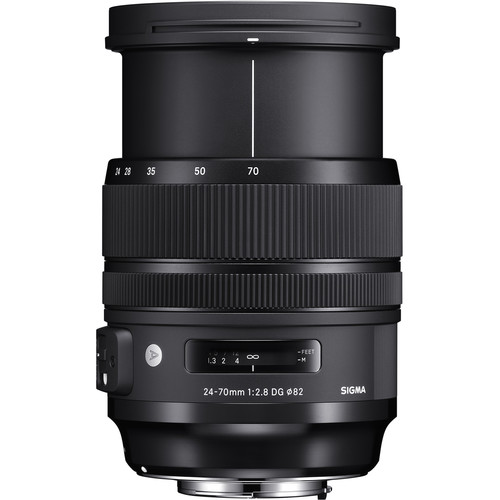 Sigma 24-70mm F2.8 DG OS HSM Art Lens (Nikon)