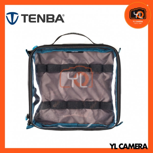 Tenba Tools-Series Duo 8 Cable Pouch (Black)