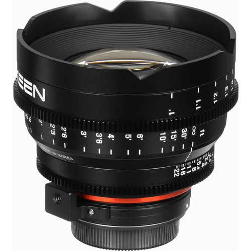 Samyang Xeen 16mm T2.6 Lens for Micro Four Thirds