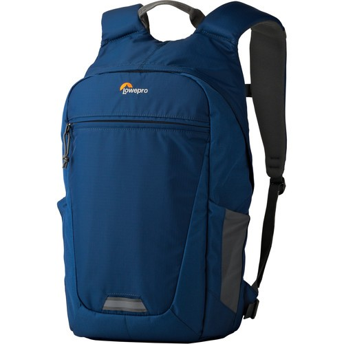 (SPECIAL DEAL) Lowepro Photo Hatchback Series BP 150 AW II Backpack (Midnight Blue/Gray)