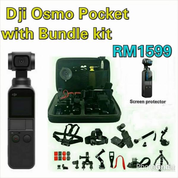 DJI Osmo Pocket Bundle Kit