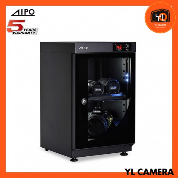 AIPO Digital Series AP-38EX Dry Cabinet (38L) (New with LED Light!)