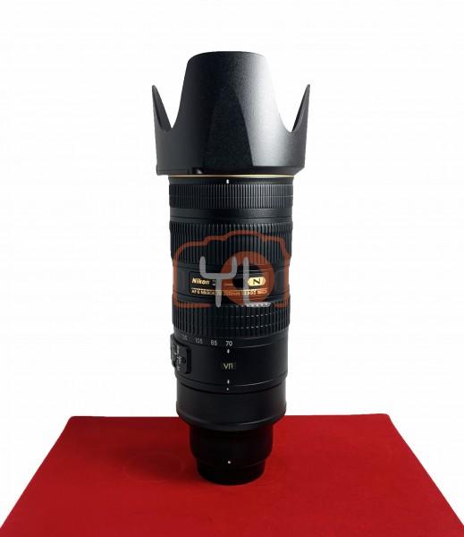 [USED-PJ33] Nikon 70-200MM F2.8 G VR II AFS, 95% Like New Condition (S/N:20039942)