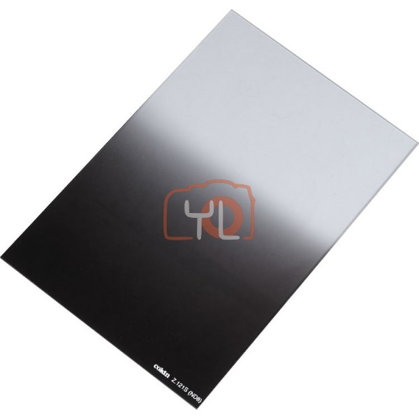 Cokin Z Series Square Filter Z121S Soft-Edge Graduated ND (3-Stop)