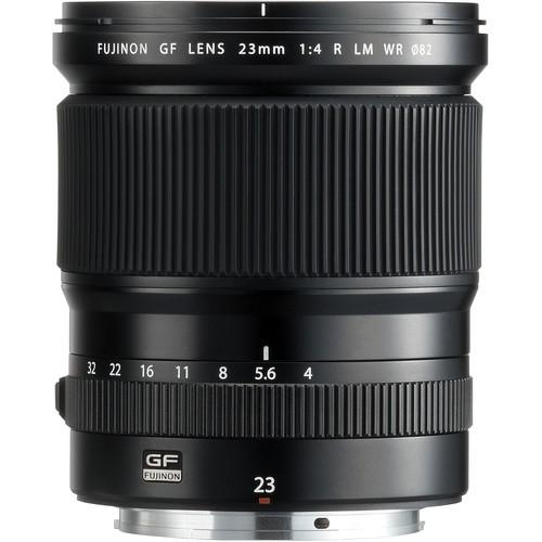 Fujifilm 23mm GF F4 R LM WR