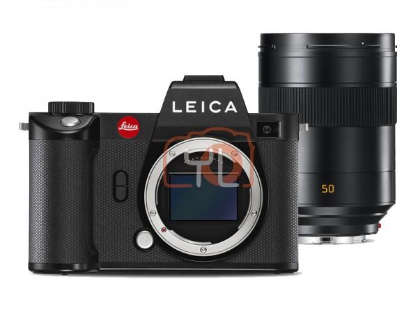 Leica SL2 Full Frame Mirrorless Camera (10856) + 50mm F1.4 Summilux-SL ASPH (11180)