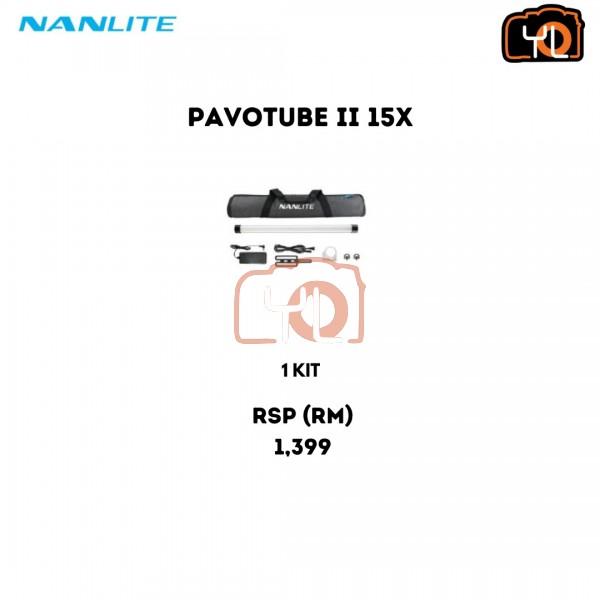 Nanlite PavoTube II RGBWW LED Pixel Tube (2')