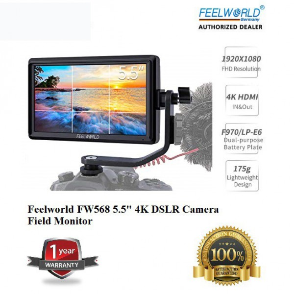 FeelWorld FW568 5.5
