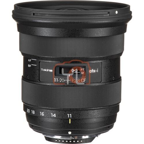 Tokina atx-i 11-20mm f2.8 CF Lens for Nikon F