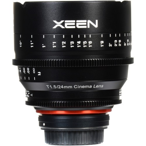 Samyang Xeen 24mm T1.5 Lens for Micro Four Thirds Mount