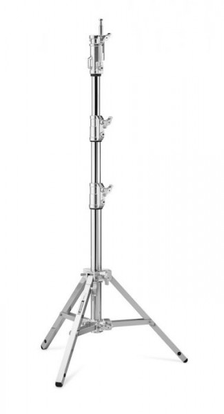 Avenger A1020CS Combo Stand 20 Chrome Steel w/Universal Head