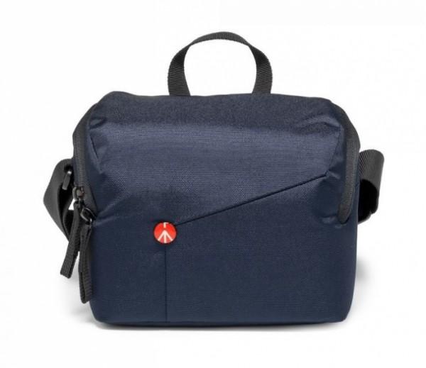Manfrotto NX camera shoulder bag I Blue V2