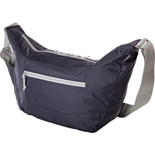 Lowepro Photo Sport 12L Shoulder Bag (Purple/Grey)