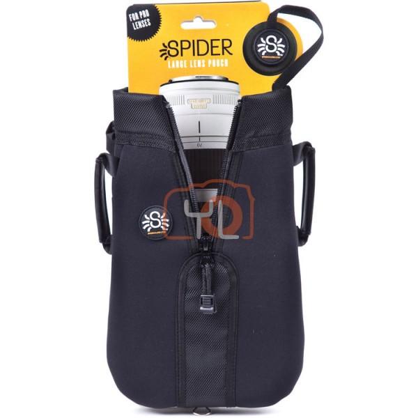 SpiderPro Large Lens Pouch