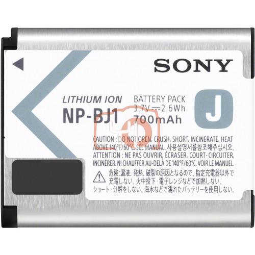 Sony NP-BJ1 3.7V 700mAh Li-Ion Battery for Sony DSC-RX0M2, DSC-RX100M7 & DSC-RX100M7G