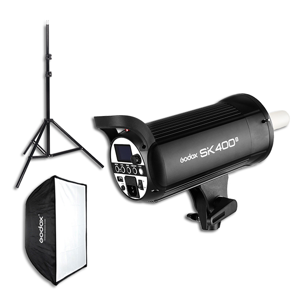 Godox SK400II Studio Strobe ( Single Set )