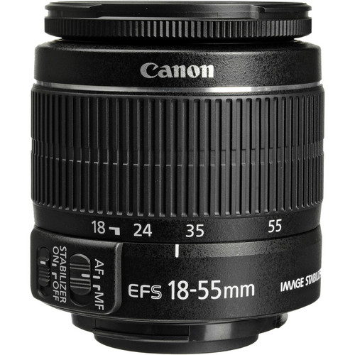 Canon EF-S 18-55mm F3.5-5.6 IS II