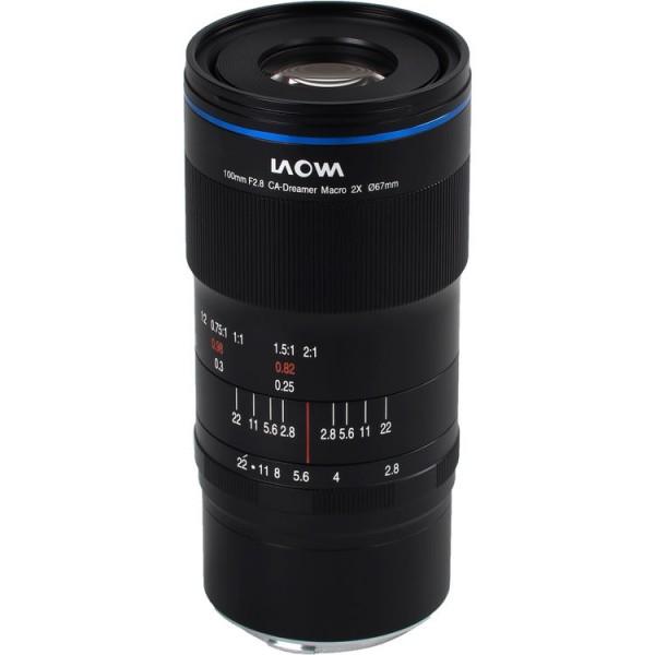 Laowa 100mm f/2.8 2X Ultra Macro APO Lens (Nikon Z)