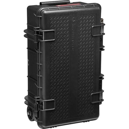 Manfrotto Pro Light Reloader Tough-55 Low Lid Carry-On Camera Rollerbag