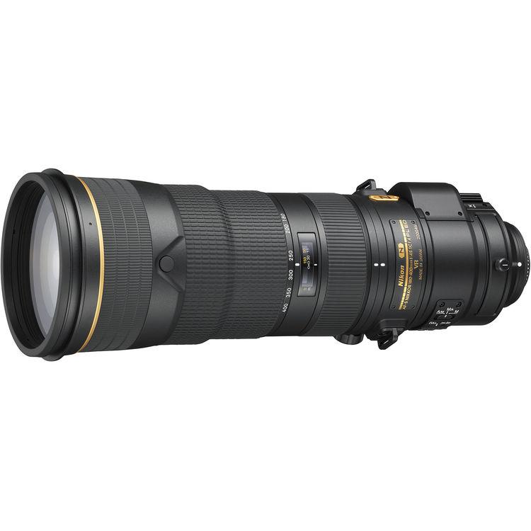 Nikon 180-400mm F4E TC1.4 FL ED AF-S VR