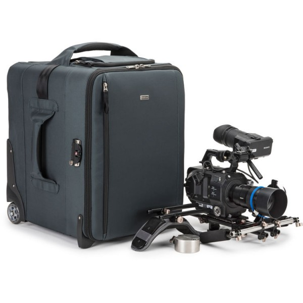 Think Tank Photo Video Rig 18 Rolling Case