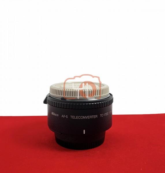 [USED-PJ33] Nikon TC-17E II 1.7X AFS Teleconverter, 90% Like New Condition (S/N:203037)