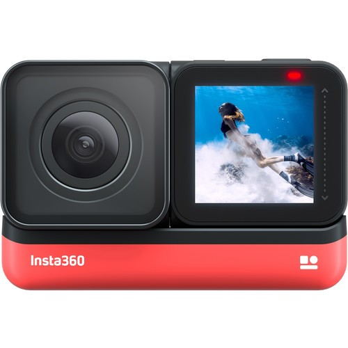 Insta360 ONE R 4K Edition (Free 64GB microSD Card)