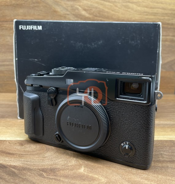 [USED @ YL LOW YAT]-Fujifilm X-Pro 2 Camera Body (BLACK)[ shutter count 11k ],85% Condition Like New,S/N:62M00015