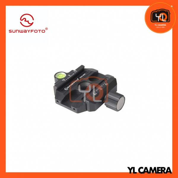 SunwayFoto DDC-60X Screw-Knob Clamp