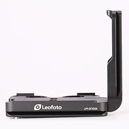 Leofoto LPF-GFX50S L-Bracket for Fujifilm GFX 50S