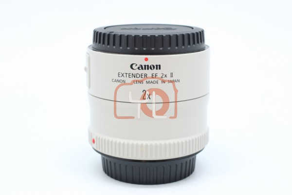 [USED-PUDU] Canon 2x II Extender EF Teleconverter 90%LIKE NEW CONDITION SN:109665