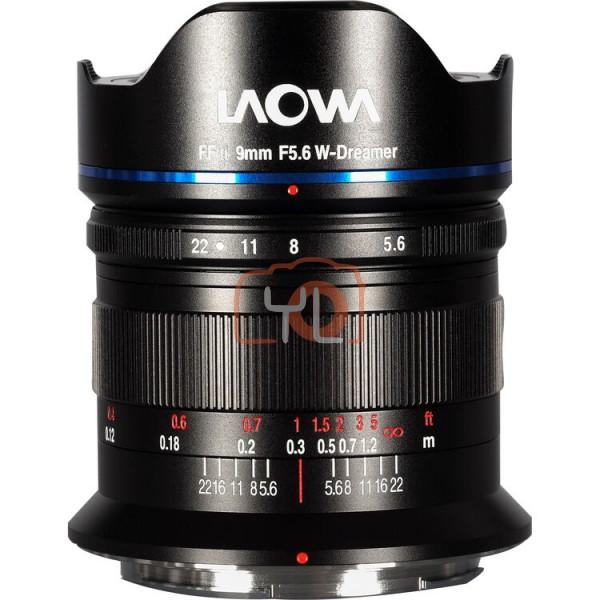 Laowa 9mm F5.6 FF RL (Nikon Z)