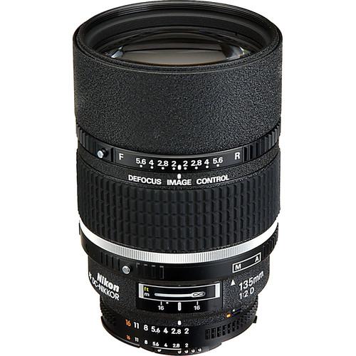 Nikon 135mm F2 AF DC