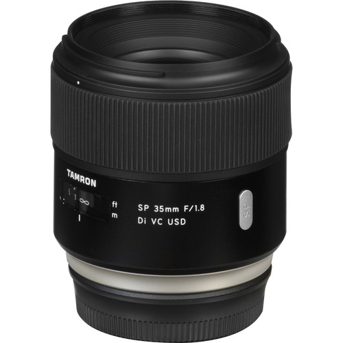 Tamron SP 35mm f/1.8 Di VC USD Lens (Canon)