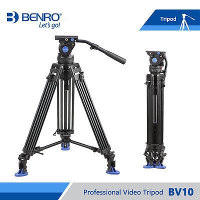 Benro BV10 Twin-Leg Aluminum Tripod Kit