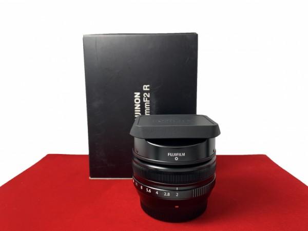 [USED-PJ33] Fujifilm 18MM F2 R XF, 90% Like New Condition (S/N:21A16461)