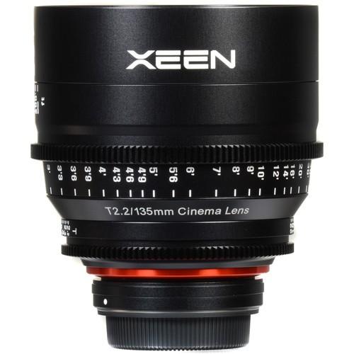 Samyang Xeen 135mm T2.2 Lens for Sony E-Mount