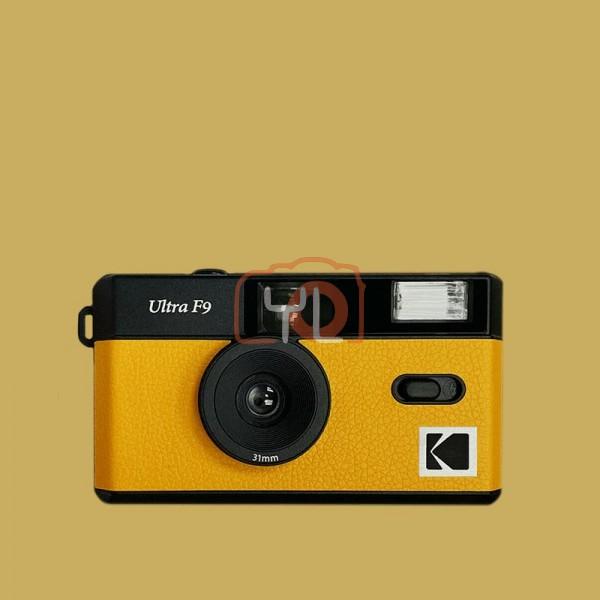 Kodak Ultra F9 Film Camera ( Yellow )