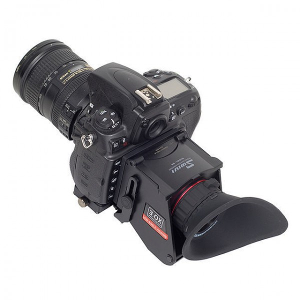 GGS Swivi S5 Viewfinder with 3/3.2 LCD Screen