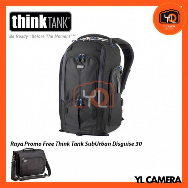 Think Tank Photo StreetWalker Pro V2.0 Backpack ( Free Think Tank Photo Sub Urban Disguise 30 Shoulder Bag )