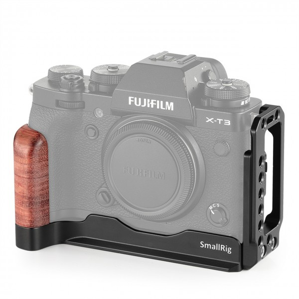 SmallRig 2253 L-Bracket for Fujifilm X-T3 and X-T2