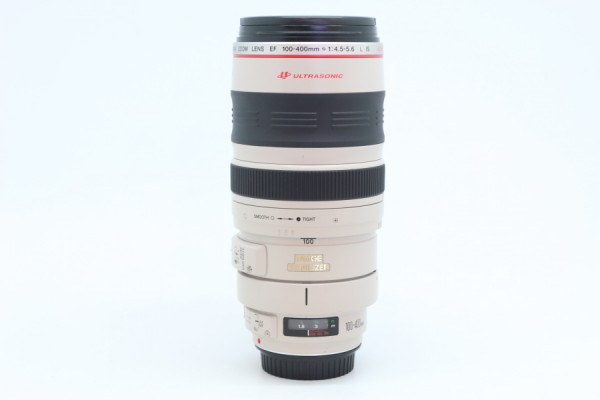 [USED-PUDU] CANON 100-400MM F4.5-5.6 L IS EF USM 90%LIKE NEW CONDITION SN:304790