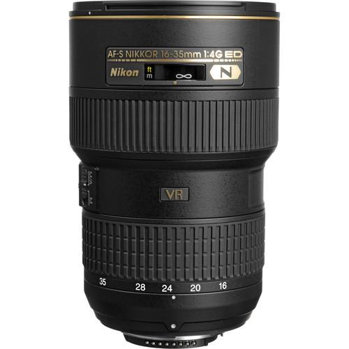 Nikon 16-35mm F4G AF-S VR