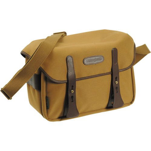 (Promotion) Billingham F/Stop 1.4 Camera Bag (Khaki/Fibernyte Chocolate)