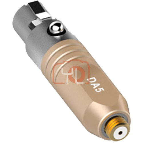 Deity Microphones DA5 Microdot to TA5F Adapter (Beige)