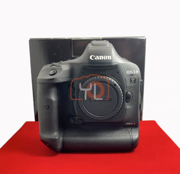 [USED-PJ33] Canon Eos 1DX Mark II Body (SC:126K), 80% Like New Condition (S/N:058011000773)