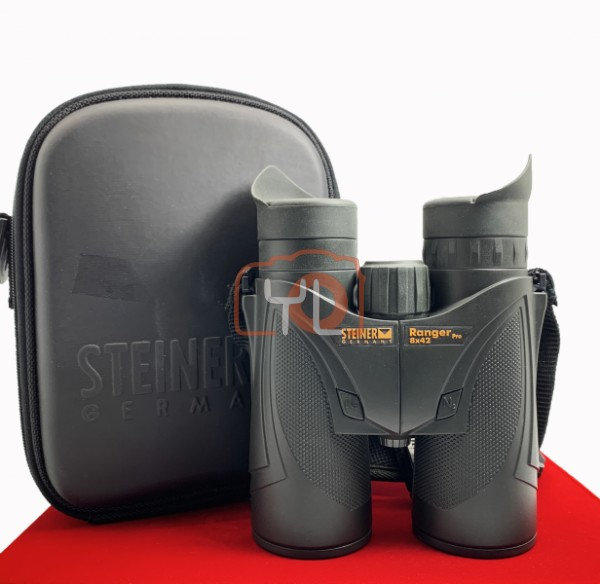[USED-PJ33] Steiner Ranger PRO 8X42 Binocular, 90% Like New Condition .