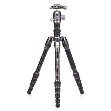 (PRE-ORDER) Benro FRHN05CVX20 Rhino Carbon Fiber Zero Series Travel Tripod with VX20 Head