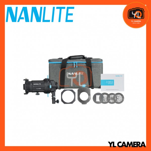 Nanlite Projector Mount for Forza 60 and 60B LED Monolights 36 Degree